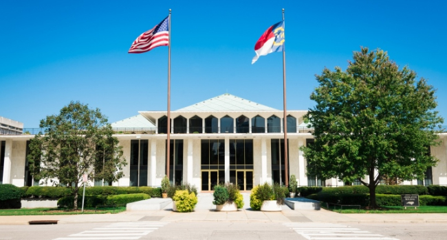 Photo of NC General Assembly Building