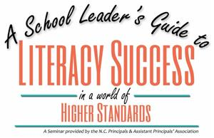 A School Leader's Guide to Literacy Logo