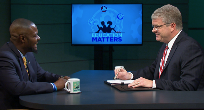 The Importance of Principal Leadership | Education Matters - Public School Forum of NC [12/8/18]