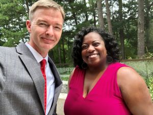 Newton-Conover's Kisha Clemons Named Principal of the Year